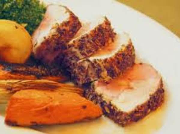 Herbed Pork Tenderloin