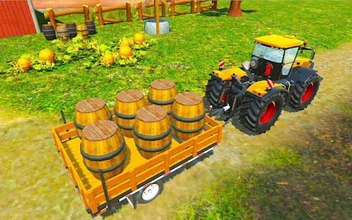 Farming Simulator Tractor Cargo Delivery Simulator - náhled