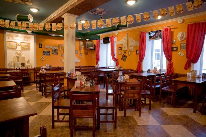 Фото №15 зала Золотая вобла на Марксистской