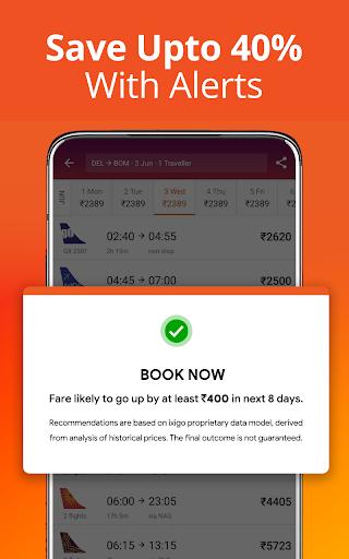 Cheap Flights, Hotel & Bus Booking App - ixigo screenshot 2