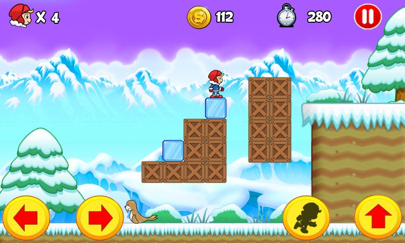 android Frozen Bros World Screenshot 0