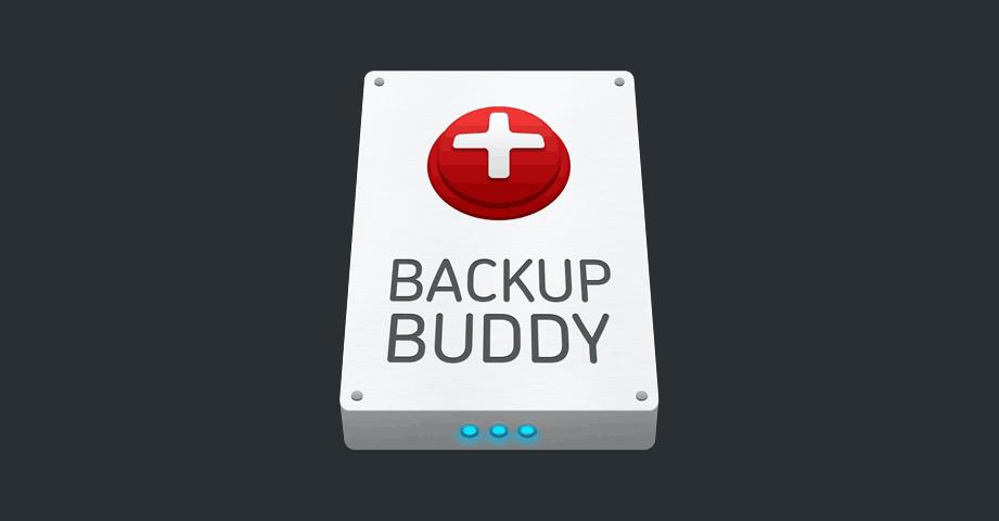 backupbuddy backup wordpress site