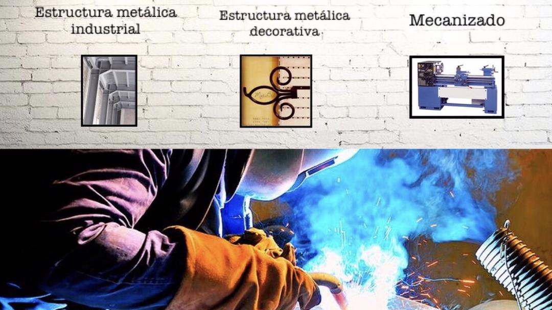 Matbel Estructura Metálica Industrial Metálica Decorativa