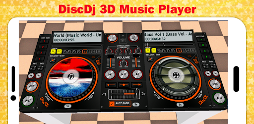 DiscDj 3D Music Player Beta for PC