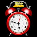 Alarm4Me-Alarm(+1time), speak memo, snooze icon
