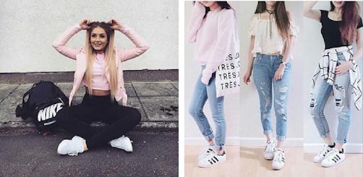 Приложения в Google Play – Teen Daily Outfit Ideas 2019