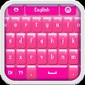 Rosa Tastatur S4 icon