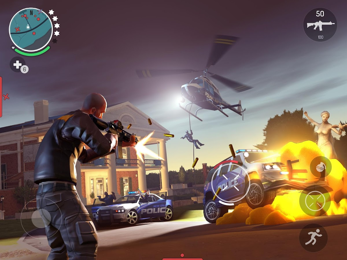 Gangstar New Orleans OpenWorld- screenshot