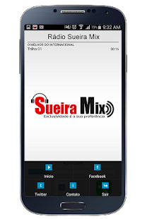 Rádio Sueira Mix- screenshot thumbnail