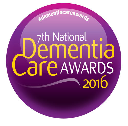 We won Best Interior Dementia Design at the National Dementia Care Awards!