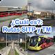 ¿Cuál es?: Rutas SITP y TM for PC-Windows 7,8,10 and Mac