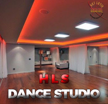 Hot Latin Salsa Dance Studio