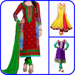 Salwar Kameez Designs for Women Photo Suit Editor Icon