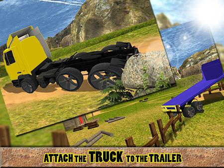Log Transporter Truck Driver 1.0 screenshot 69874