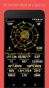 GPS Status & Toolbox Screenshot