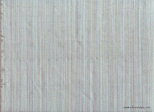 Photo: 100% Dupioni Silk Stripes - Patna 17