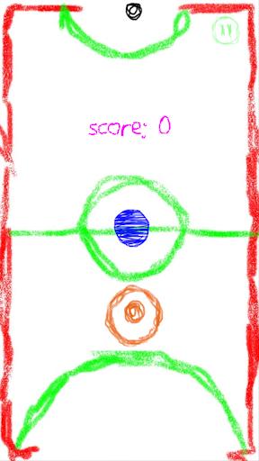 Crayon Hockey