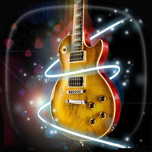 Guitar Live Wallpaper file APK Free for PC, smart TV Download