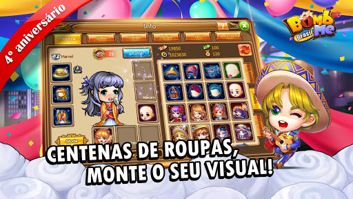 Bomb Me Brasil - Free Multiplayer Jogo de Tiro 3.4.5.3 screenshots 13