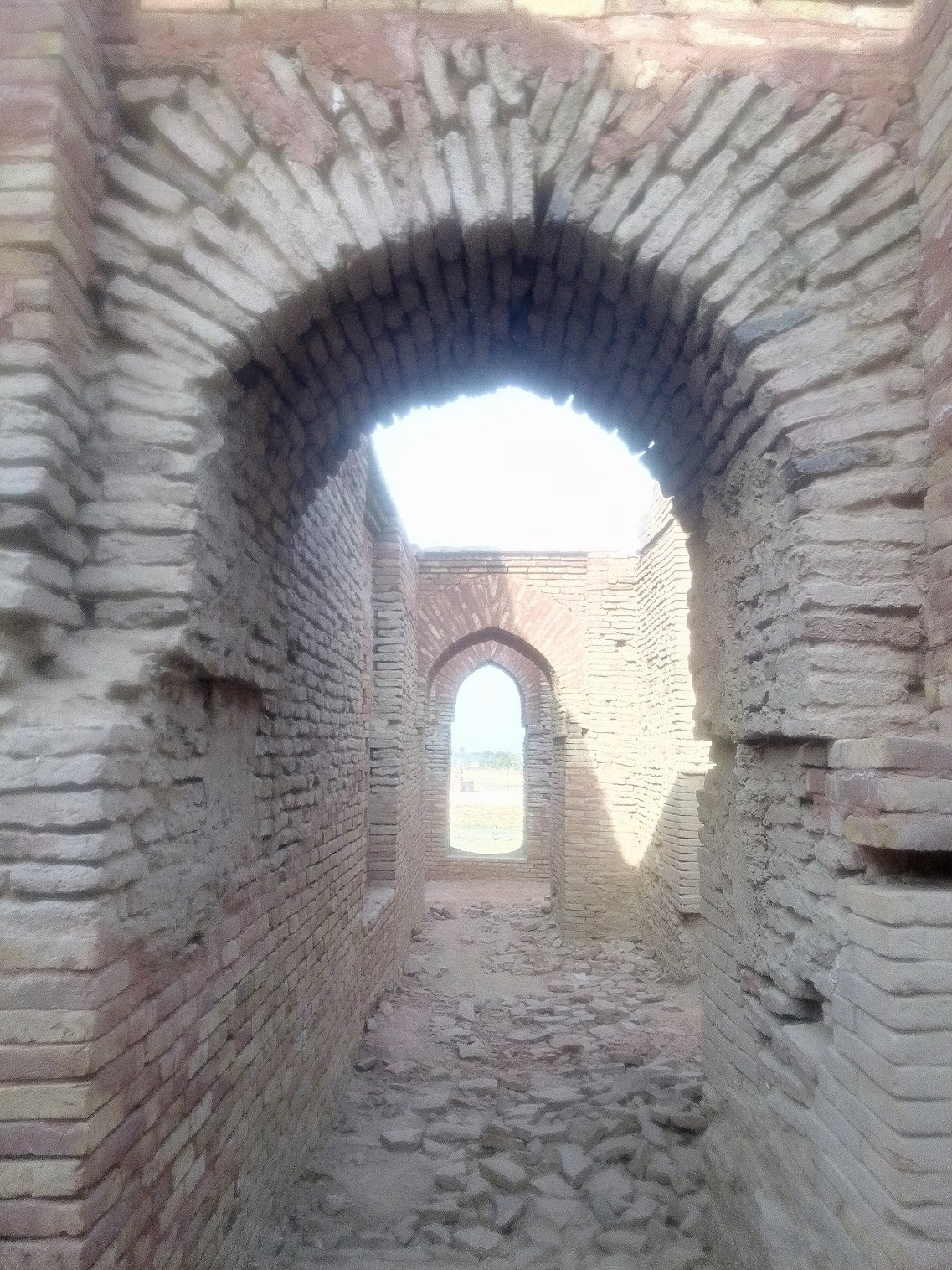 Fortress : Arches