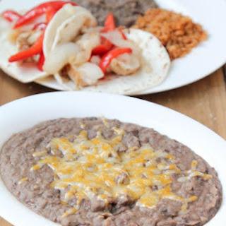 Refried Bean Dinner Recipes.