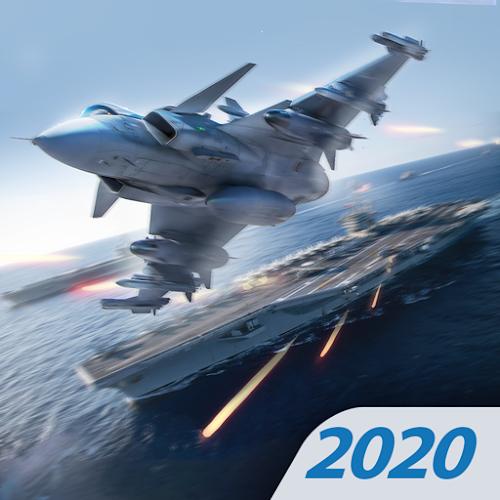 Modern Warplanes: Sky fighters PvP Jet Warfare  (Mod Ammo) 1.17.4 mod