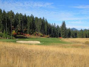 Photo: Some fall colors at Rope Rider Golf Course in Roslyn, WA