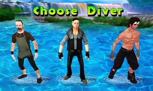 Download Flip Cliff Diving Master-Water Park Game 1 1 APKs