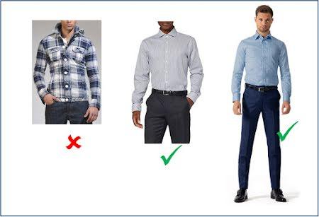 10 Stijltips voor heren: om langer te lijken dan je bent!