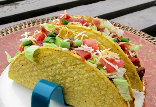 Our Old Favorite Beef Tacos Recipe