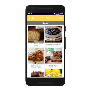 Foodkarta- screenshot thumbnail