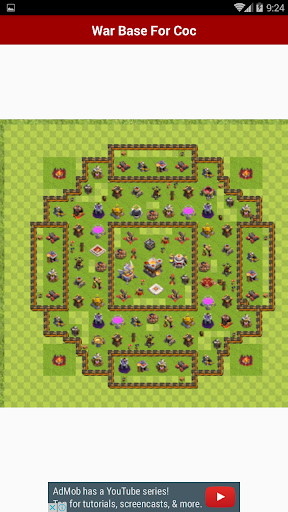 War Base For Clash of Clans 1.0 screenshots 3