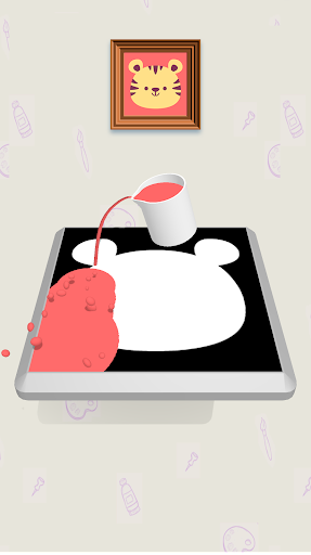 Paint Puzzle 3D screenshot 4