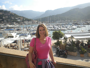 Photo: walking around the Port of Soller