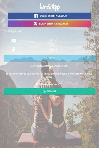 Lindiapp - Free voting chat dating nearby app App Report on Mobile