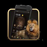 Gold Brown Lion King Theme
