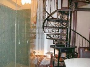 Photo: 樓梯下造景