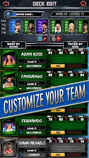 WWE SuperCard Screenshot 1