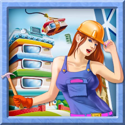 Небоскребы- экономическая игра (game)