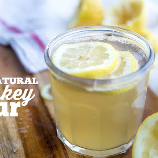All-Natural Whiskey Sour