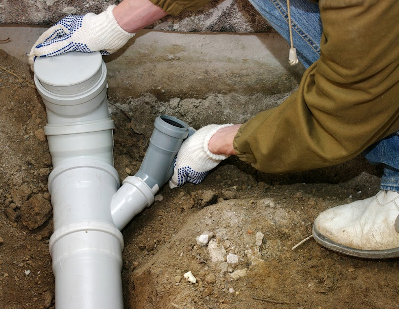 podłączyć do kanalizacji miejskiej