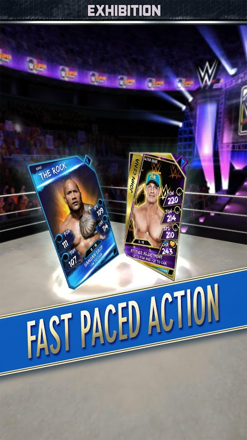 WWE SuperCard- screenshot