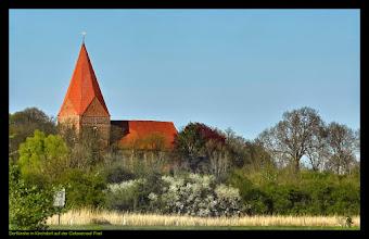 Photo: Dorfkirche in Kirchdorf auf der Ostseeinsel Poel  Atlas der Dorfkirchen in Norddeutschland: http://goo.gl/8Ucf53