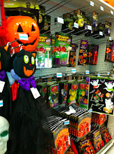 Photo: I've said it before and I'll say it again. K-Mart has the best Halloween department. AND the best prices.