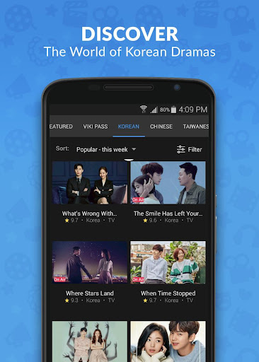PC u7528 Viki: Korean Drama, Movies & Asian TV 2