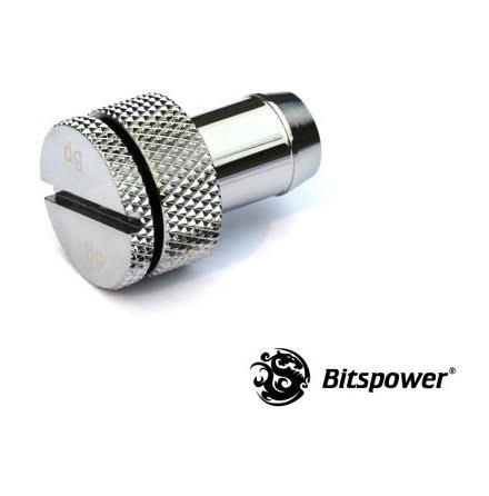 """Bitspower blindnippel for 3/8""""ID slange"""
