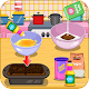 Cook a banana and chocolate bread (game)