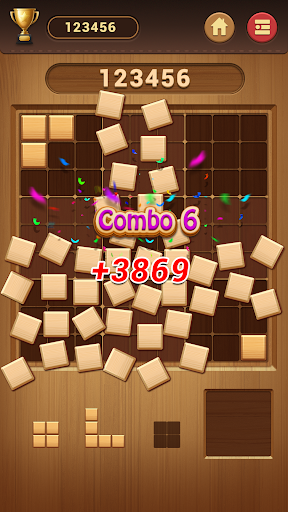 Wood Blockudoku Puzzle - Free Sudoku Block Game moddedcrack screenshots 7