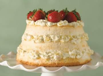 Angel Lush & Pineapple Cake