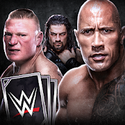 WWE SuperCard – Multiplayer Card Battle Game‏